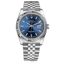 Rolex Datejust 36 Stainless Steel Blue Dial Jubilee 116234