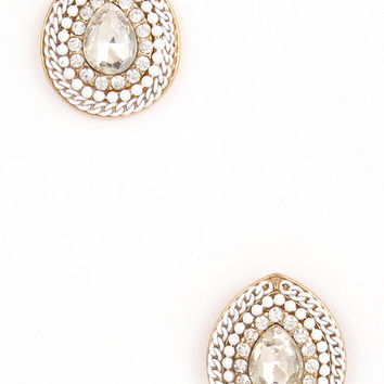 Master Plan Studs in White