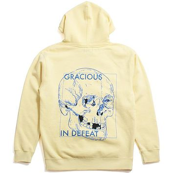 Gracious In Defeat 2 Hoodie Yellow