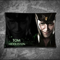 Unique Pillow Cover, Tom Hiddleston Loki Thor Movies, Suitable For Any Age, Soft, Comfortable, Stylish
