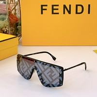Fendi 2021 Fashion Sunglasses Woman Summer Sun Shades Eyeglasses Glasses 03