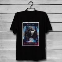 Tove Lo Queen of The Clouds Custom T-Shirt Tank Top Men and Woman