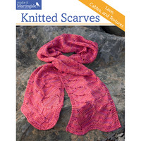 Martingale & Company-Knitted Scarves