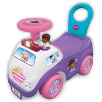Disney's Doc McStuffins My First Doc Activity Ride-On