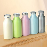 Insulated Stainless Steel Thermal Travel Mug Vacuum Thermos Cup Coffee Bottle