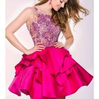 Jovani 41861 Homecoming Dress 2016