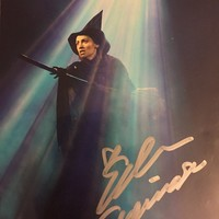 Wicked Signed Photo Of Eden Espinosa