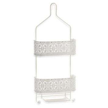 Lace Shower Caddy