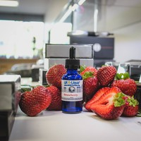 """Strawberry"" Vape Juice"