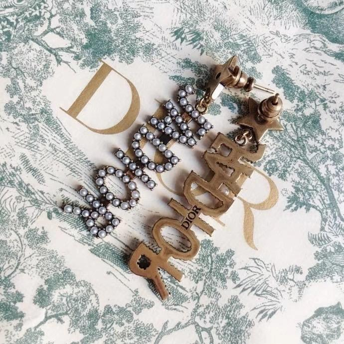 Image of DIOR New earrings