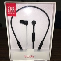 ONETOW Beats X Apple Beats by Dr. Dre In-Ear Only Wireless Headphones - Black