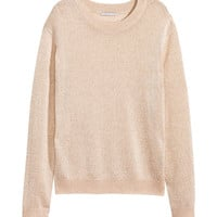 Glittery Sweater - from H&M