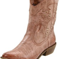 Coconuts By Matisse Women's Rifle Bootie