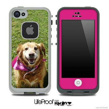 Custom Add-Your-Photo Skin for the iPhone 5 or 4/4s LifeProof Case