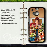 samsung galaxy S4 active case,htc one m8 / m7 / s / x case,samsung galaxy note 3 / note 2 / S3 mini / S4 mini / S3 / S4 / S5 case,Toy Story