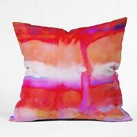 Jacqueline Maldonado Undertow 1 Throw Pillow