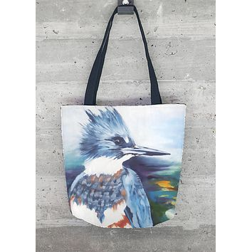 King Fisher Tote
