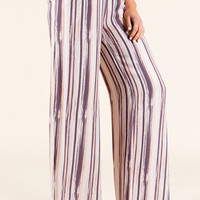 Strokes of Mauve Pants