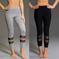 Legging Fitness Yoga Pants Workout Clothes