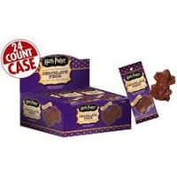 Harry Potter Milk Chocolate Frog with Collectible Wizard Trading Card - 24 count box .55 oz