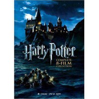 Harry Potter DVD The Complete 8-Film Collection