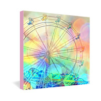 Lisa Argyropoulos The Dream Weaver Gallery Wrapped Canvas