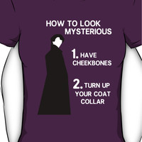 How to look mysterious Women's T-Shirt