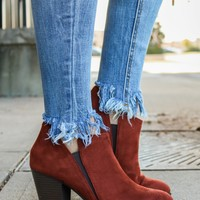 Warm Embrace Booties