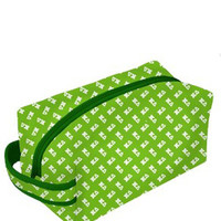 kappa delta cosmetic bag, sorority collection
