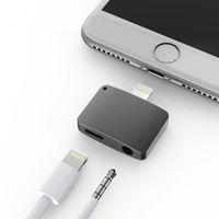 2 in 1 Adapter for iPhone 7