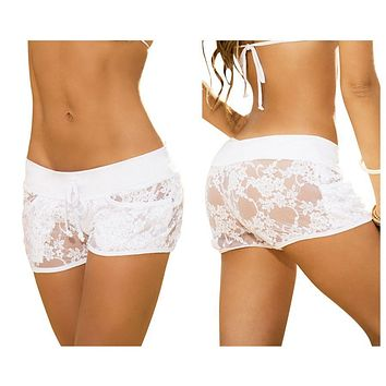 Mapale 7736 Shorts Color White