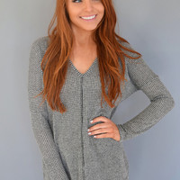 Vail V Neck Thermal Top
