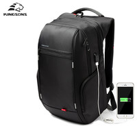 Waterproof Backpack w/ External USB Charger