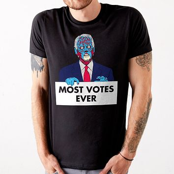 They Live Joe Most Votes Ever Short-Sleeve Unisex T-Shirt