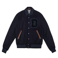 BKc All Wool Varsity Jacket