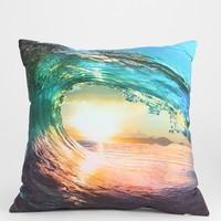 Plum & Bow Rainbow Wave Pillow - Urban Outfitters