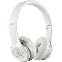 Beats by Dr. Dre - Solo 2 On-Ear Headphones - White