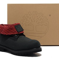 Timberland Chukka Shoes Men Black