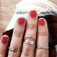 Tides Ring (Sterling Silver)