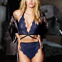 Strappy Chantilly Lace Teddy - Very Sexy - Victoria's Secret