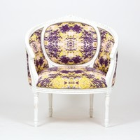 Odete Chair   The Loving Chair Company   Wolf & Badger