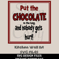 Funny Kitchen wall decoration SVG, File for Cricut Design Space, Silhouette Studio, vinyl Cut Files Instant Download of svg vinyl cut file