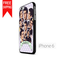 Dylan O'Brien Collage Whatever FDL iPhone 6 Case