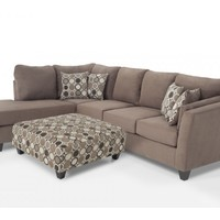 Libre II 3 Piece Right Arm Facing Sectional | Living Room Sets | Living Room | Bob's Discount Furniture