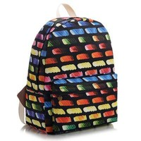 Hot Deal On Sale Stylish Back To School College Comfort Casual Korean Lovely Canvas Backpack [8097649223]