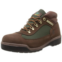 Timberland Mens Leather Lace Up Casual Boots