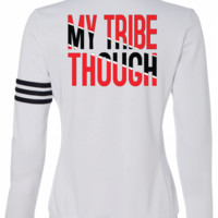 """ADIDAS - Limited Edition """"My Tribe Though"""" (Ladies Jacket)"""