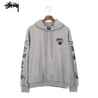 Women's and men's Stussy  Sweatshirt for sale 501965868-0144