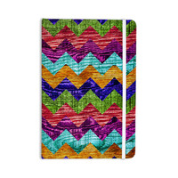 "Beth Engel ""Natural Flow"" Chevron Everything Notebook"