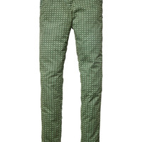 relaxed fit chino pants - Scotch & Soda